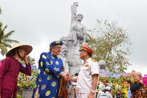 Cựu binh Mỹ 27 năm gieo giấc mơ hòa bình ở Việt Nam