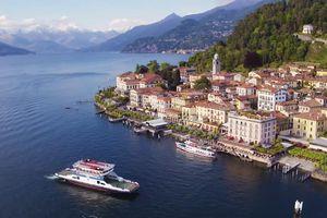 Hồ nước thơ mộng bậc nhất Italy thu hút du khách suốt 2.000 năm