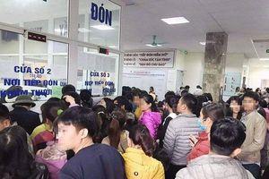 Tiếp tục có hơn 1.300 trẻ từ Bắc Ninh về Hà Nội xét nghiệm sán dây lợn