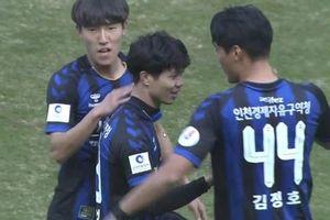 Link trực tiếp Sangju Sangmu vs Incheon United: Công Phượng xuất trận?