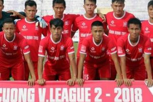 Thực hư CLB Bình Định bỏ giải bóng đá hạng Nhất 2019 vì…hết tiền?