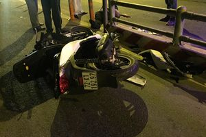 Liên tiếp xảy ra tai nạn chết người trên đường dẫn cao tốc