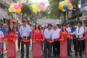 Lễ đặt tên đường Võ Thị Nhờ