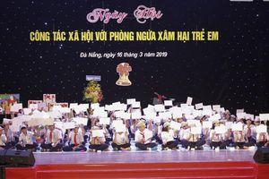 Đà Nẵng: Gần 800 học sinh tham gia 'Công tác xã hội phòng ngừa xâm hại trẻ em'
