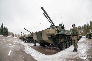 Khát khao dàn xe thiết giáp BMD-4M 'thơm mùi sơn' của Nga