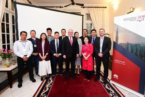 11 nhà lãnh đạo trẻ Việt Nam dự Diễn đàn Lãnh đạo trẻ Việt - Úc 2019