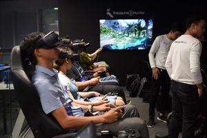 Samsung đem mô hình trải nghiệm công nghệ Showcase về Việt Nam