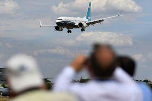 Boeing tung bản sửa phần mềm Boeing 737 Max trong 10 ngày