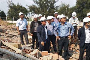 Thứ trưởng Bộ xây dựng yêu cầu giám định vụ 'sập tường, 6 người chết'