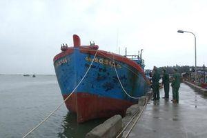 21 ngư dân Cà Mau bị Thái Lan bắt giữ đã về Việt Nam