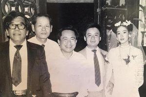 NSƯT Chiều Xuân chia sẻ ảnh cưới với nhạc sĩ Đỗ Hồng Quân cách đây hơn 30 năm