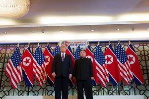 Triều Tiên họp báo tại Bình Nhưỡng về thượng đỉnh Mỹ - Triều