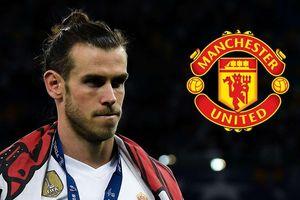 M.U ngấm ngầm lên kế hoạch 'giải cứu' Gareth Bale