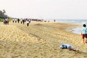 Tìm thấy thi thể ngư dân mất tích trong lúc câu mực trên biển