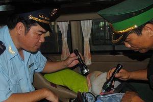 Hải quan Quảng Trị giám sát chặt cửa khẩu để ngăn dịch tả lợn châu Phi
