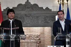 Hy Lạp, Bolivia kêu gọi giải quyết khủng hoảng Venezuela qua đối thoại