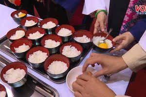 Việt Nam sản xuất thành công trứng gà tươi ăn liền không cần qua chế biến