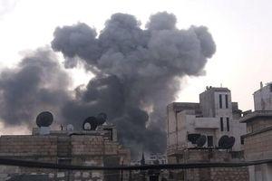 Khủng bố bắn tên lửa hải cảng Tartus, không quân Syria chuẩn bị không kích trừng phạt