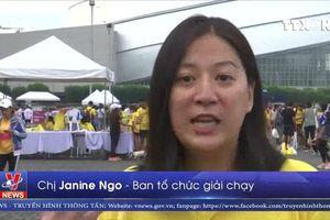 Cuộc thi chạy từ thiện cùng chó cưng tại Philippines