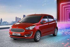 'Soi' Ford Figo 2019 giá 173 triệu đồng vừa ra mắt ở Ấn Độ