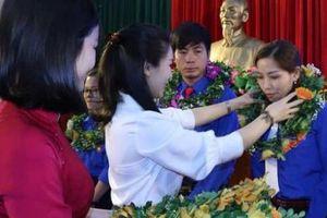 Huyện đoàn Phú Xuyên tuyên dương 10 bí thư chi đoàn tiêu biểu xuất sắc