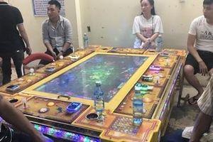 Phá ổ đánh bạc trá hình game bắn cá ở Đà Nẵng