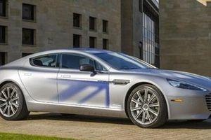 Siêu xe điện đầu tiên của Aston Martin sẽ 'đóng' phim 007