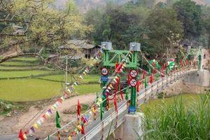 Nhựa Tiền Phong khánh thành cây cầu nối yêu thương mới tại Sơn La