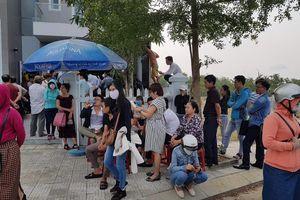 Hàng trăm người vây trụ sở đòi sổ đỏ, Bách Đạt An tiếp tục 'lôi' đối tác ra tòa