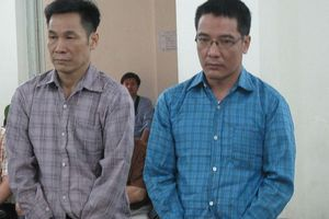Bộ đôi giám đốc và phó giám đốc vào tù vì dự án… 'bánh vẽ'