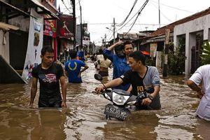 Lũ lụt ở Indonesia, 50 người thiệt mạng