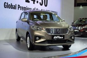 Suzuki Ertiga 2019 sắp bán tại Việt Nam