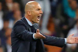 Bảng xếp hạng 5 giải quốc gia hàng đầu châu Âu: Zidane có chiến thắng