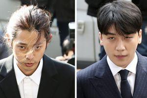 Nhóm chat sex bệnh hoạn của Seungri kết liễu giai đoạn hoàng kim Kpop