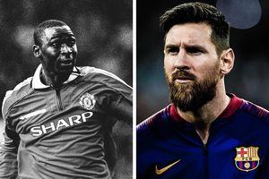 Huyền thoại MU: 'Tôi chảy dãi khi theo dõi Messi'