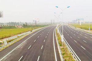 Cao tốc Bắc Nam qua Nghệ An với nhiều hầm chui, nút giao hiện đại