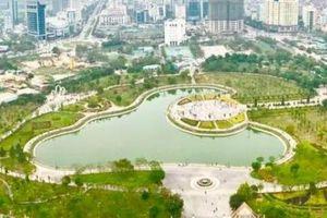 Xôn xao đề xuất 'xén đất' công viên làm bãi xe, trung tâm thương mại