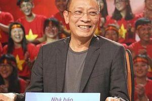 MC Lại Văn Sâm hào hứng khi hội ngộ loạt 'sao' tại Gala Sao mai