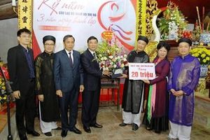 Câu lạc bộ Quan họ truyền thống Nhị Hà kỷ niệm 3 năm thành lập