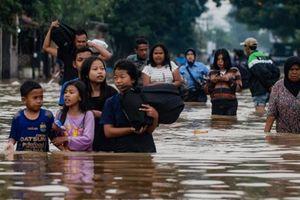 Indonesia: Lũ quét, ít nhất 42 người thiệt mạng