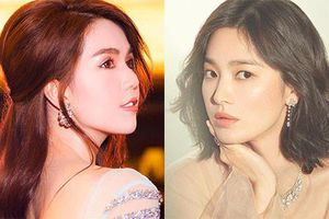 Ngọc Trinh vượt mặt Song Hye Kyo trong Top 100 gương mặt châu Á