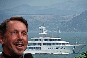 Ngắm siêu du thuyền hạng sang của các tỷ phú công nghệ