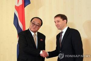 Triều Tiên, Nga nhất trí tăng cường 'liên lạc cấp cao'