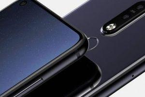 Nokia 6.2 dự kiến có màn hình 'nốt ruồi' 6.2 inch độ phân giải Full HD+