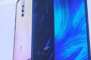 Vivo X27 Pro có màn hình lớn cùng camera trước 'siêu lớn'