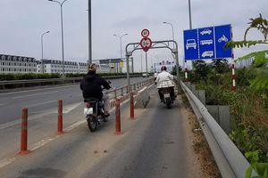 Tông dải phân cách đường dẫn cao tốc tử vong, ai chịu trách nhiệm?