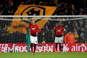 M.U bị Wolves loại, Man City vào bán kết Cúp FA