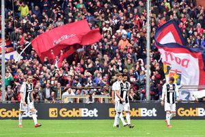 Không đăng ký cho Ronaldo thi đấu, Juventus thua trận đầu tiên ở Serie A