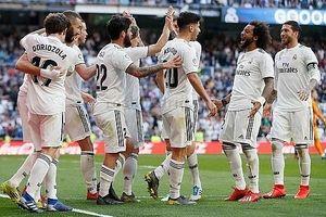Real Madrid thắng ấn tượng trong ngày Zidane trở lại