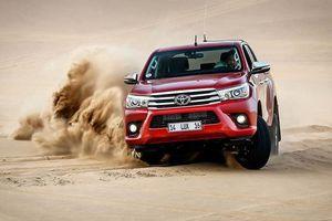 10 mẫu xe được ưa chuộng tại 10 thị trường ôtô lớn nhất thế giới